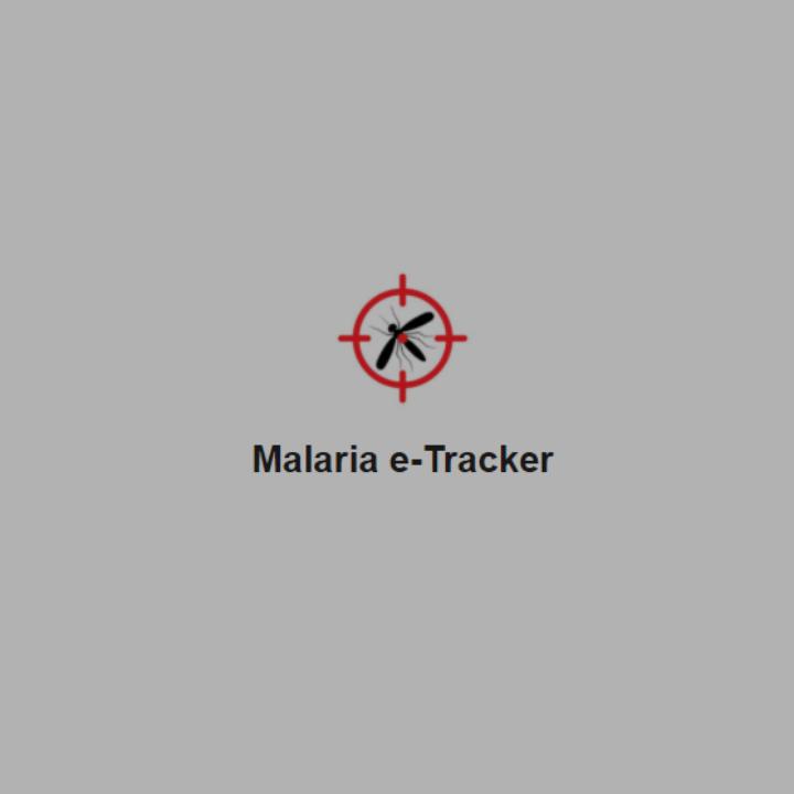malaria e tracker